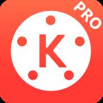 KineMaster pro apk logo