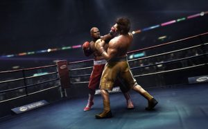 Real Boxing MOD APK (unlimited money and gold) 3
