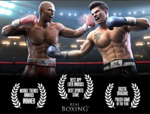 Real Boxing MOD APK (unlimited money and gold) 2